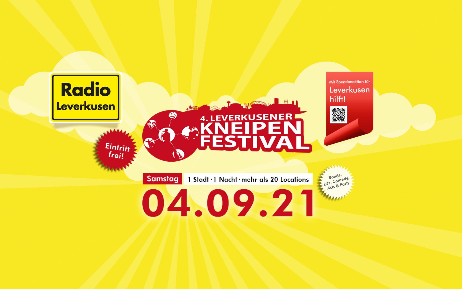 Leverkusener Kneipenfestival